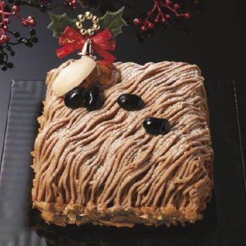 クリスマスケーキ2018
